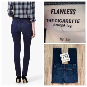 Joe's Cigarette Straight Jeans Ankle